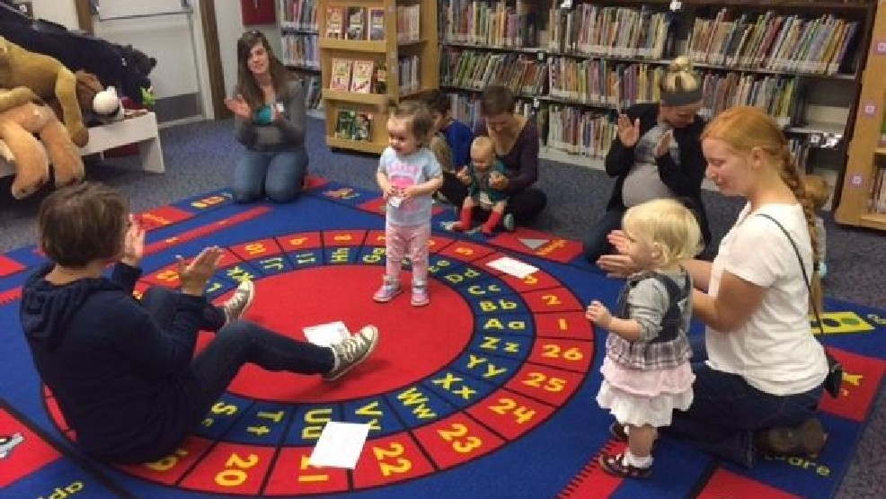 Kid programs continue to expand at local library News