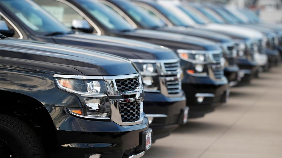 Us Auto Sales >> High Prices Interest Rates Push 1q Us Auto Sales Down 2 Ktvo