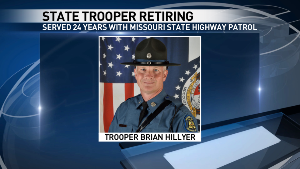Local state trooper retiring after 24 years | KTVO
