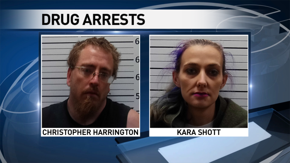 Two suspects arrested in drug bust | KTVO