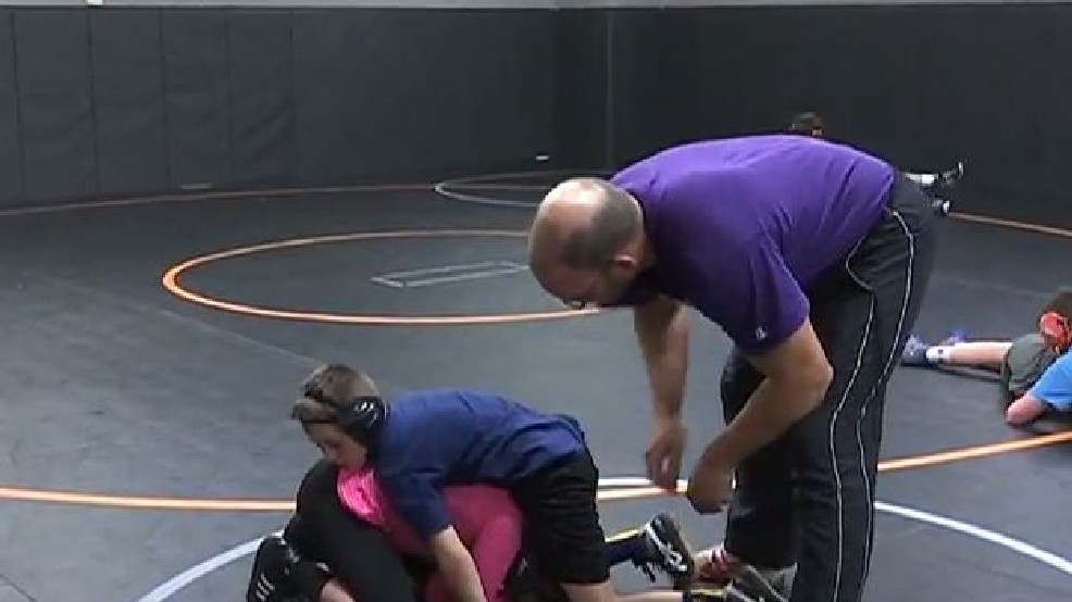 Kirksville Wrestling Club sends eight youth wrestlers to