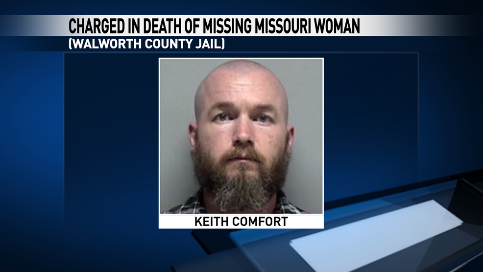 Wisconsin man charged in death of missing Missouri woman   KTVO