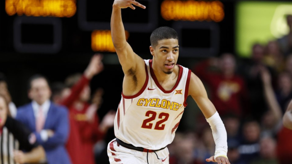 Tyrese Haliburton is a contender to be the top pick of the 2020 NBA Draft.  (Photo: Charlie Neibergall/The Associated Press, via KTVO.)